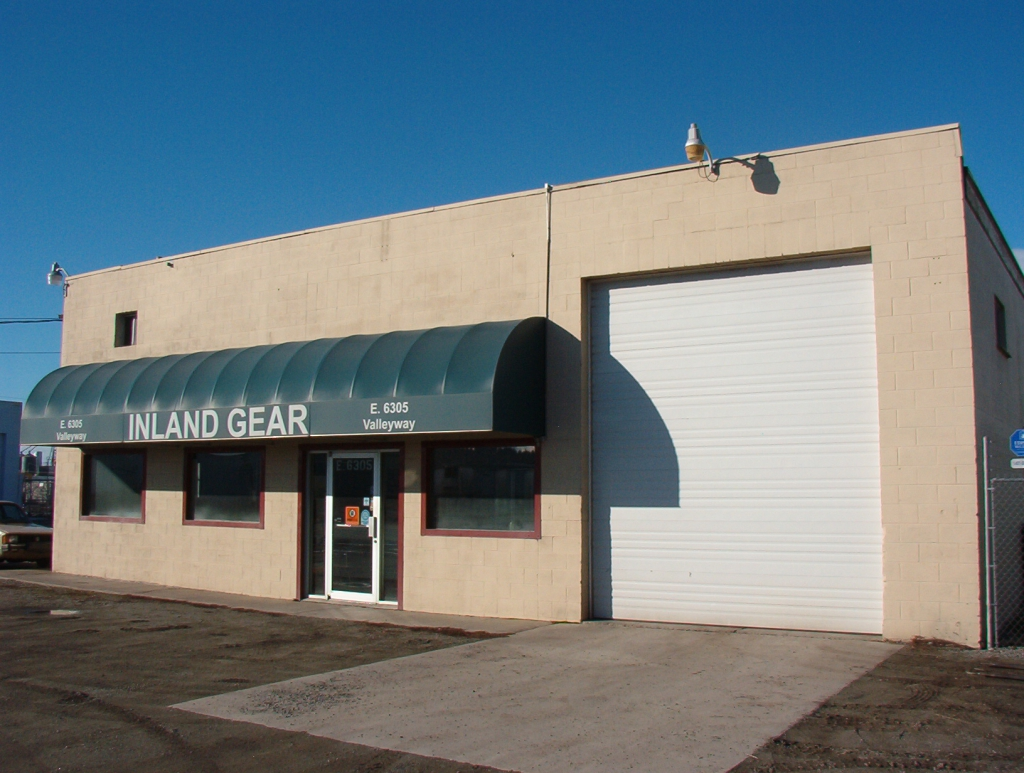 Inland Gear Outside Building